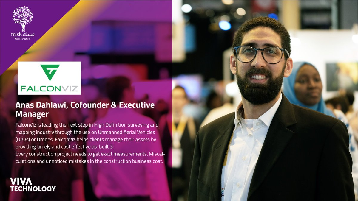Learn about the #Saudi startups participating the #MiskInnovation pavilion at #VivaTech<br>http://pic.twitter.com/JumEn4X5v2