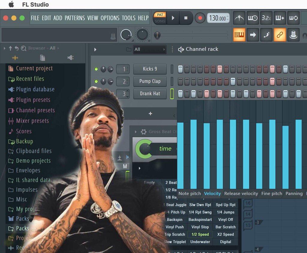 fl studio native mac os