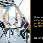 An engaged workforce results in a better customer experience, but how do you get there? We asked, @jcmeister, @alevit and @christadegnan answered. https://t.co/6jsIgzjaFj #SAPAppCenter