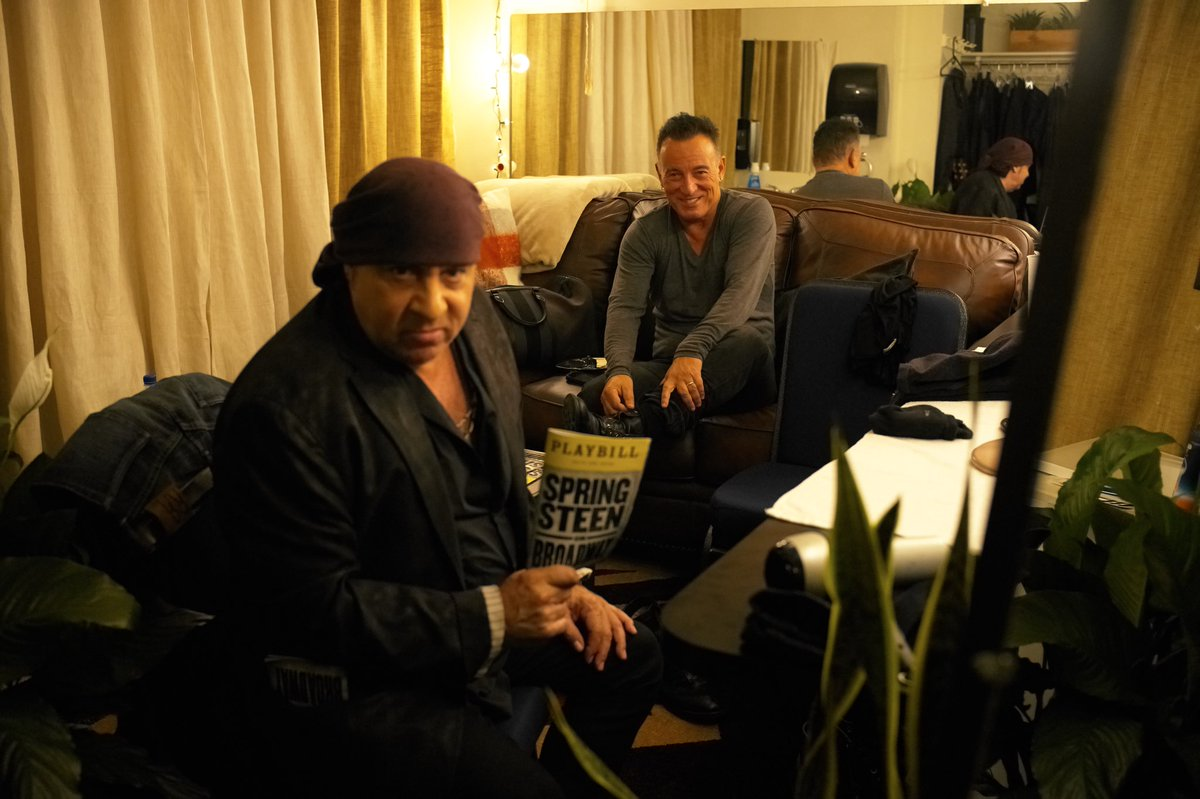 Bruce Springsteen's photo on Celebrities