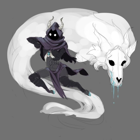 Windswirl On Twitter Do Not Use Repost Sell My Artwork Reaper Kindred Lolskin Lolskinidea Concept Conceptart Reaperkindred Harrowing Lol Leagueoflegends Wolf Lamb Unfinished Wip Https T Co Lf7cd20ncu