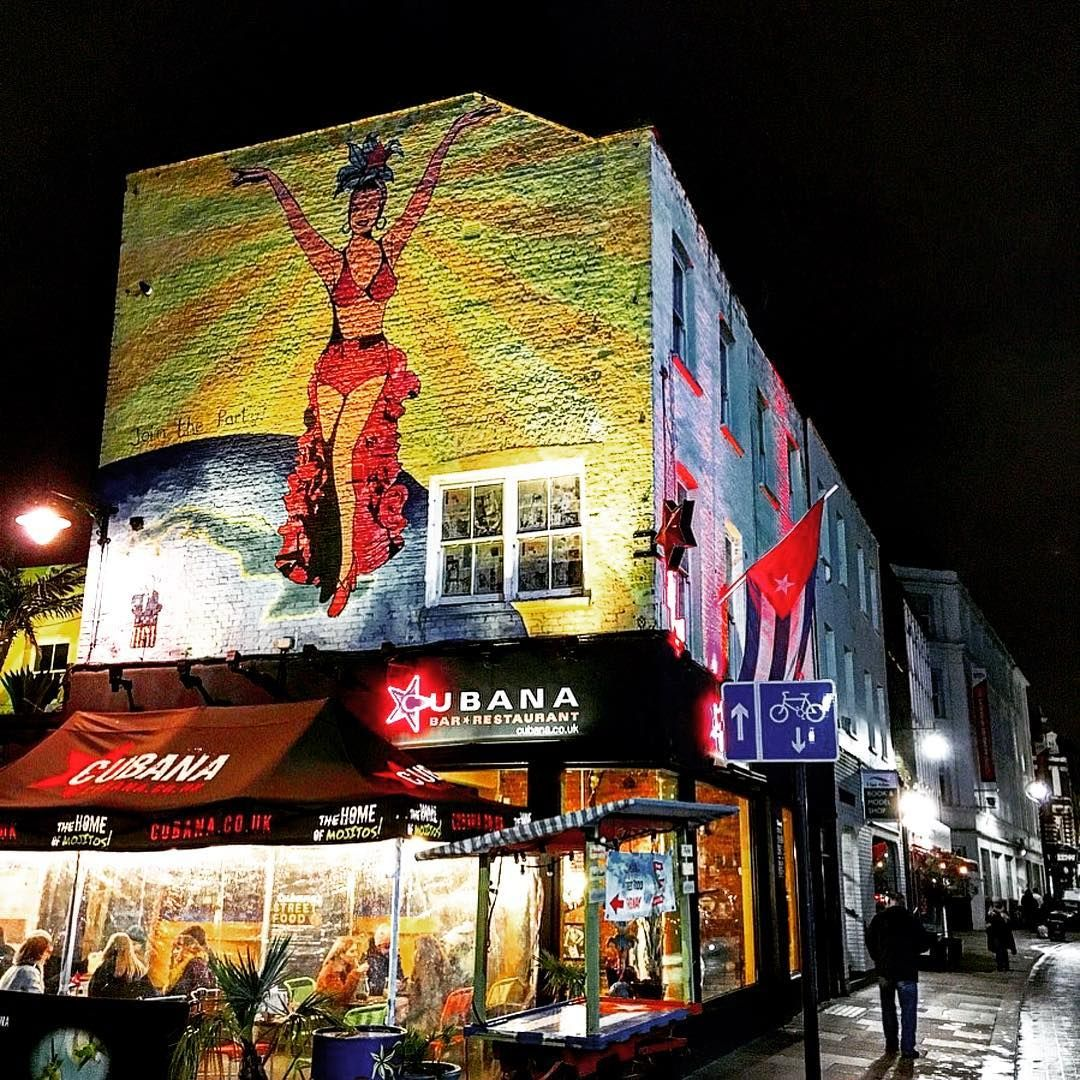 Cubana London