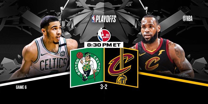 NBA's photo on Celtics