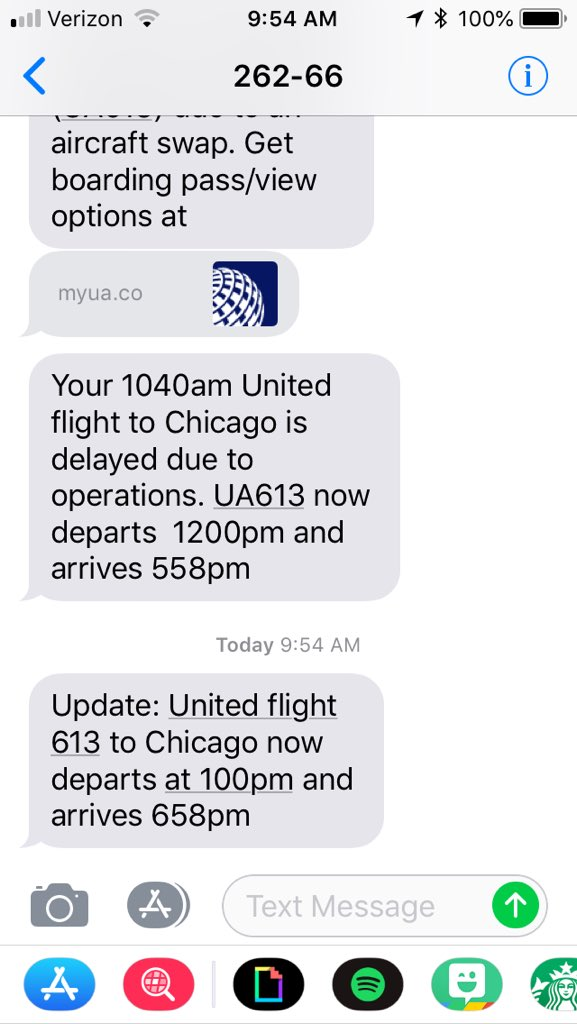 United Airlines on Twitter: