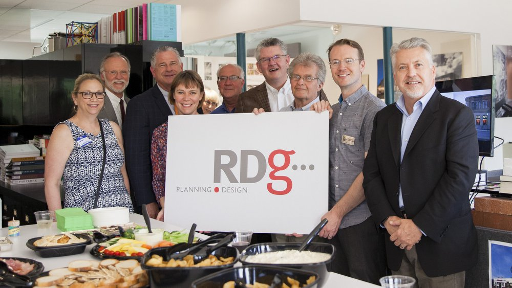 rdg on twitter congratulations ron walker on 45 years of business