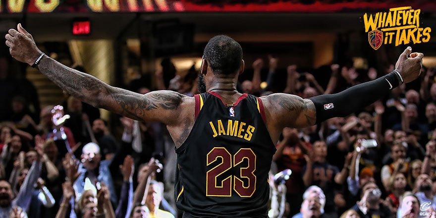 Cleveland Cavaliers's photo on Celtics