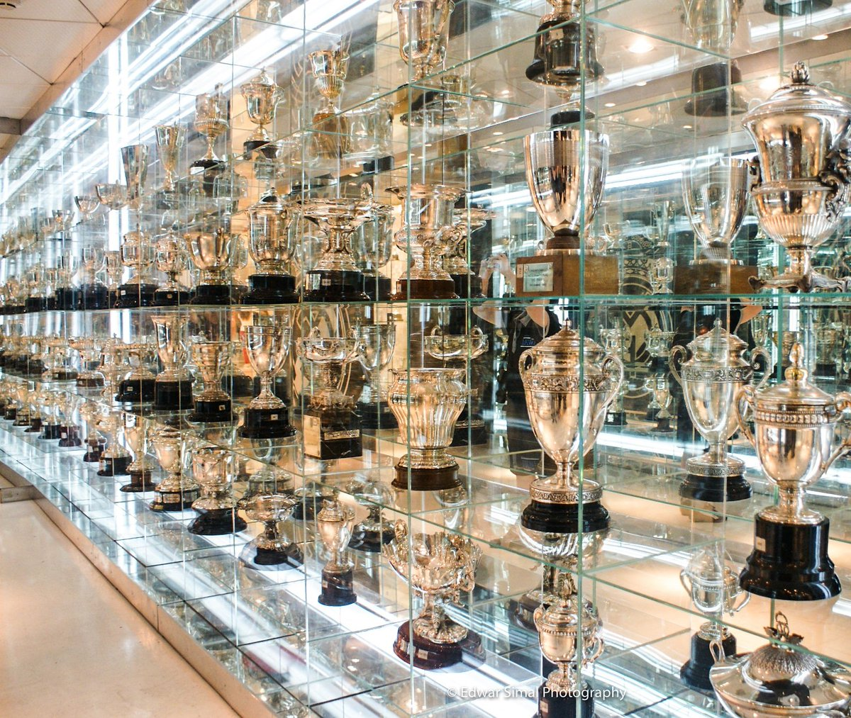 Edwar Simal On Twitter Real Madrid Trophies Room