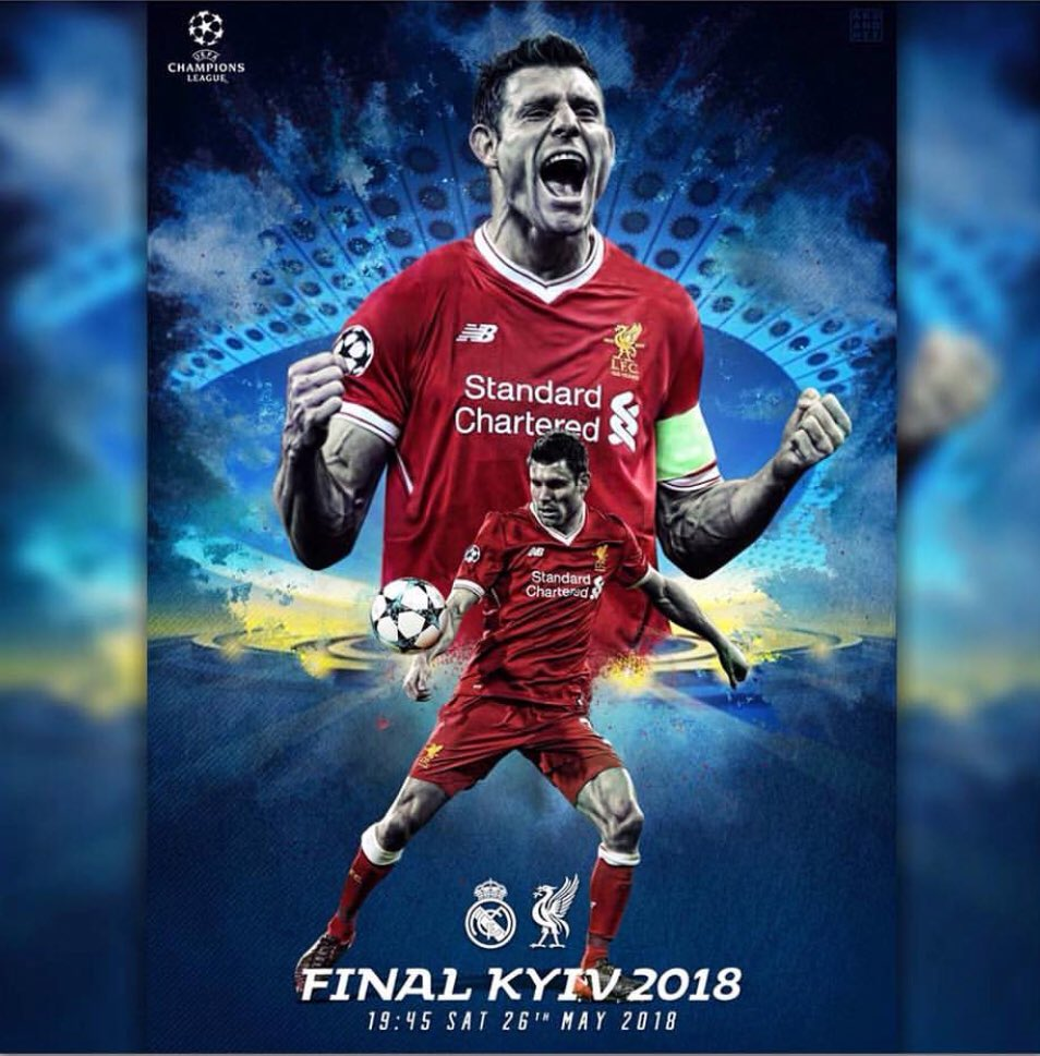 James Milner's photo on #YNWA