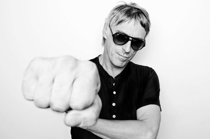 Happy 60th birthday to Paul Weller.  One of the greats.