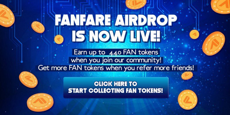 Dont miss the Fanfare Airdrop - Claim your free $FAN worth $25 #Airdrop = $25 #Referral = $4  http:// freealt.co.in/fanfare  &nbsp;   #AirdropHunters #BountyHunters #AirdropAlert #CryptoAirdrops #FreeAltcoins  http:// freebitcoin.directory/dont-miss-the- fanfare-airdrop-claim-your-free-fan-worth-25/ &nbsp; … <br>http://pic.twitter.com/TexkzPU1kJ