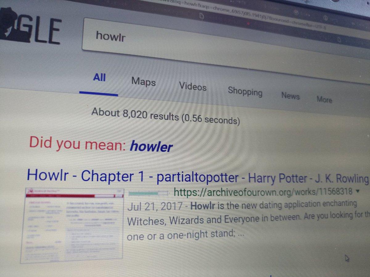 howlr hashtag on Twitter
