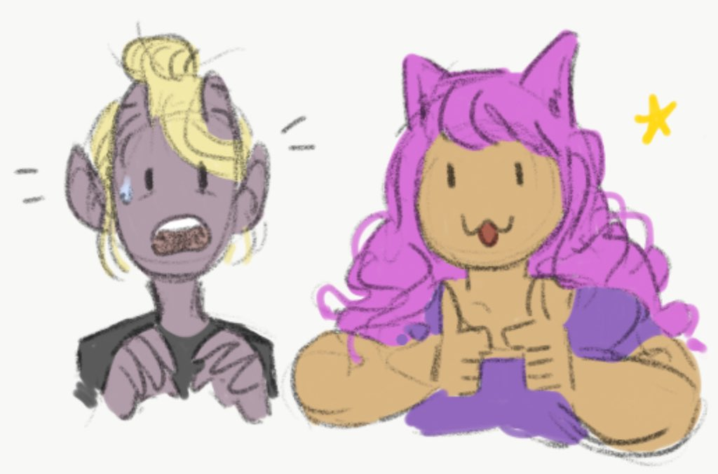 I'm on the road(tm) but I had to at least sketch these line stickers super quick <br>http://pic.twitter.com/6fNXCRTCOZ