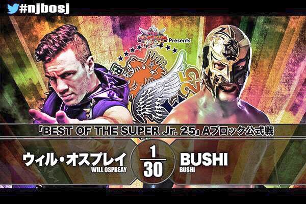 What are your picks for tonight?? #NJBOSJ Night07 A-block matches will be available on  http:// njpwworld.com  &nbsp;  <br>http://pic.twitter.com/TcwovhMirm
