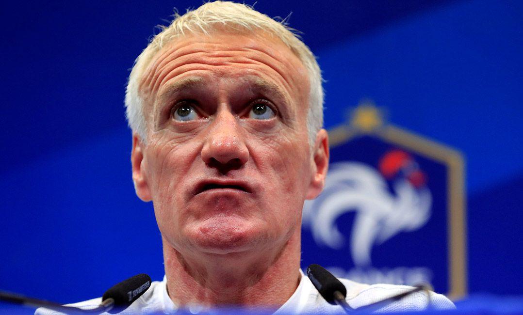 Deschamps critica Rabiot por pedido de exclusão da lista de suplentes. Técnico da seleção francesa afirmou que o jogador do PSG cometeu um grande erro. #FocoEmVocê