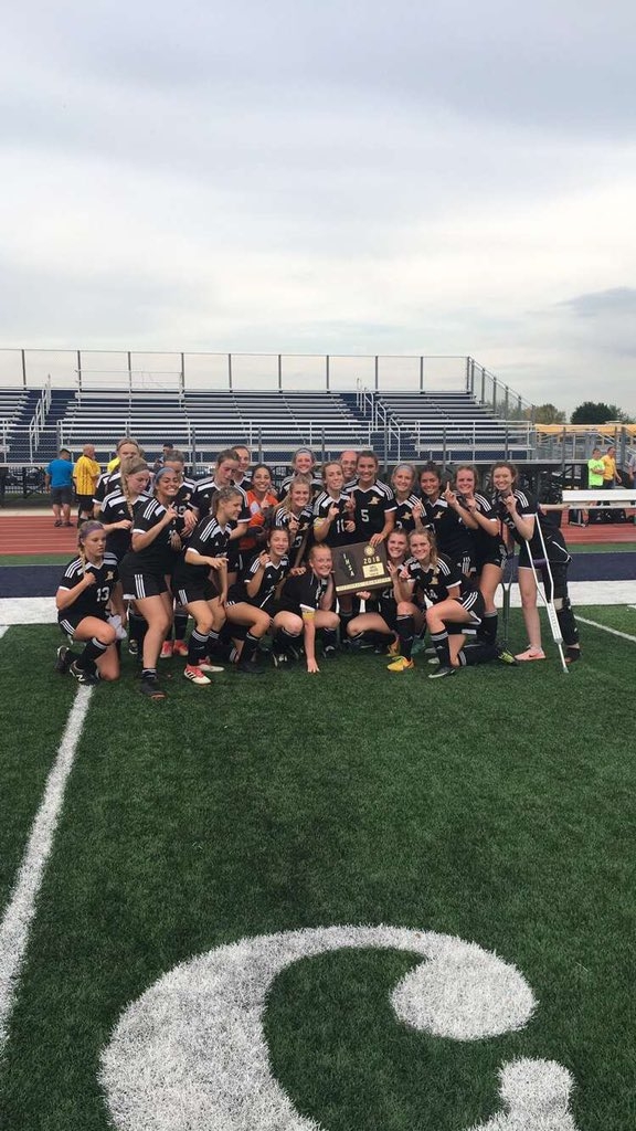 Sectional Champions!!! 3-0 win against Stagg. Keep up the good work building the T-Bolt legacy #boltup <br>http://pic.twitter.com/CokEjgtKkT