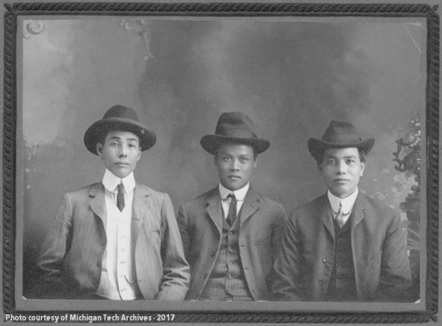 1895 : Chinaman Chan Hoy of Grand Rapids Makes the News