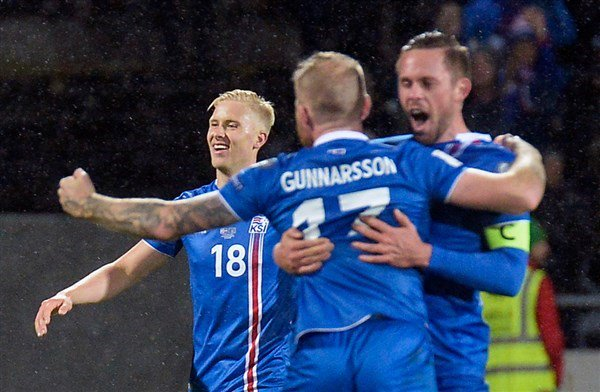 Iceland 🇮🇸 2018 World Cup Profile  Latest odds & squad news for Russia 2018 ⬇ #WorldCup🏆  https://t.co/JV6I4FoI8y