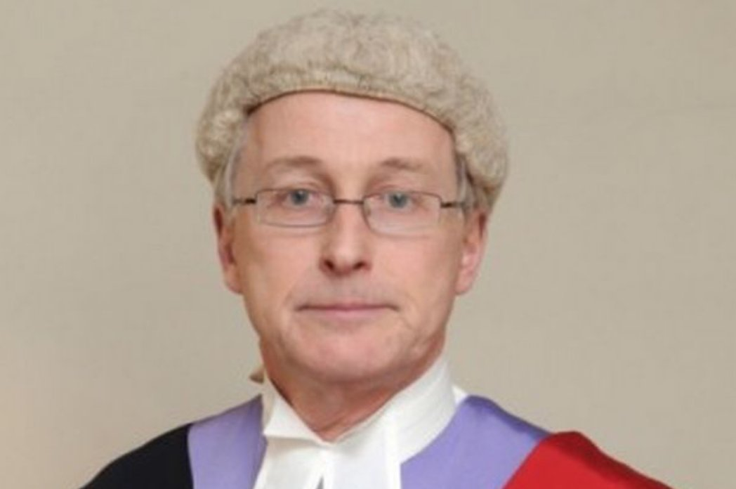 Geoffrey Marson, Judge, Queens Court, Leeds, UK