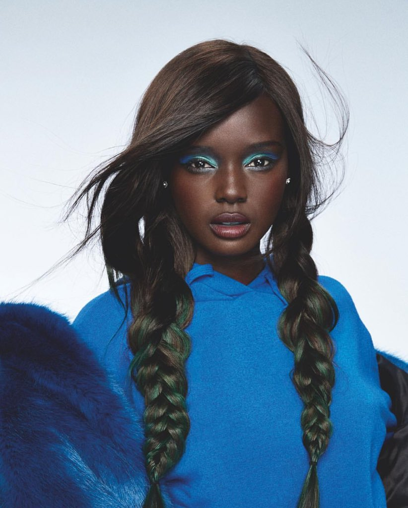 Image result for duckie thot l'oreal