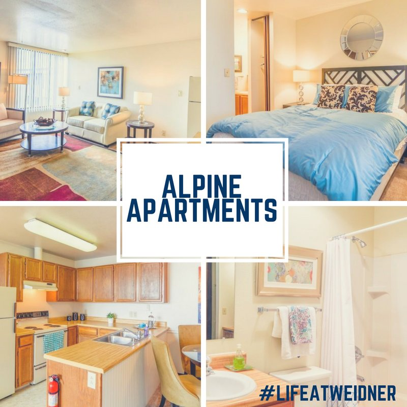 Weidner Apartments On Twitter Today We Feature Alpine Apartments