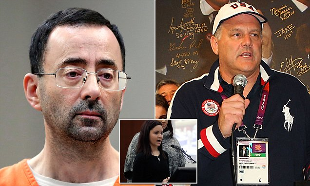 Emails reveal how USA Gymnastics agreed to keep Larry Nassar allegations secret as the FBI investigated  https:// dailym.ai/2IJH0F6  &nbsp;  <br>http://pic.twitter.com/8r42BqE1pA