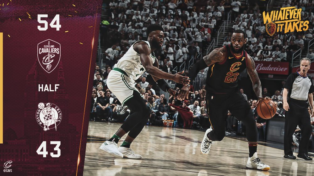 Cleveland Cavaliers's photo on #WhateverItTakes