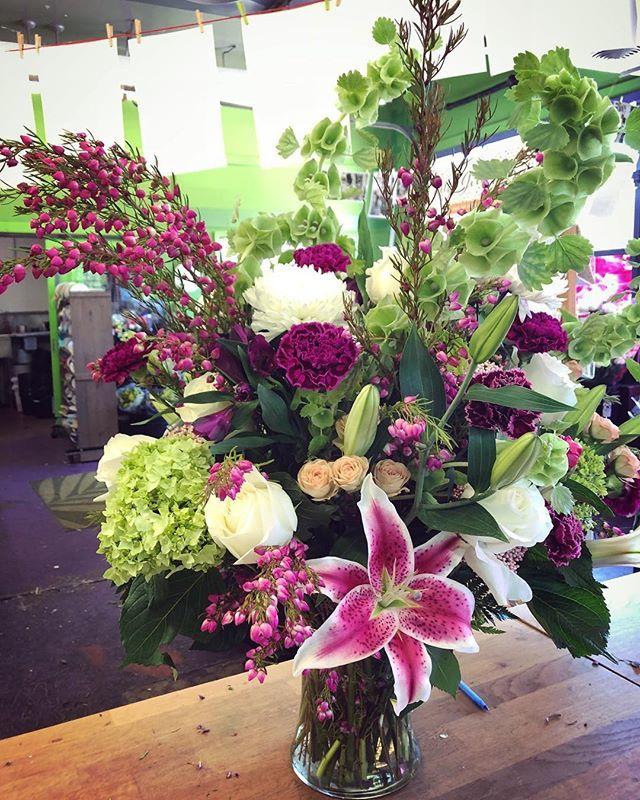 Rubia Flower Market