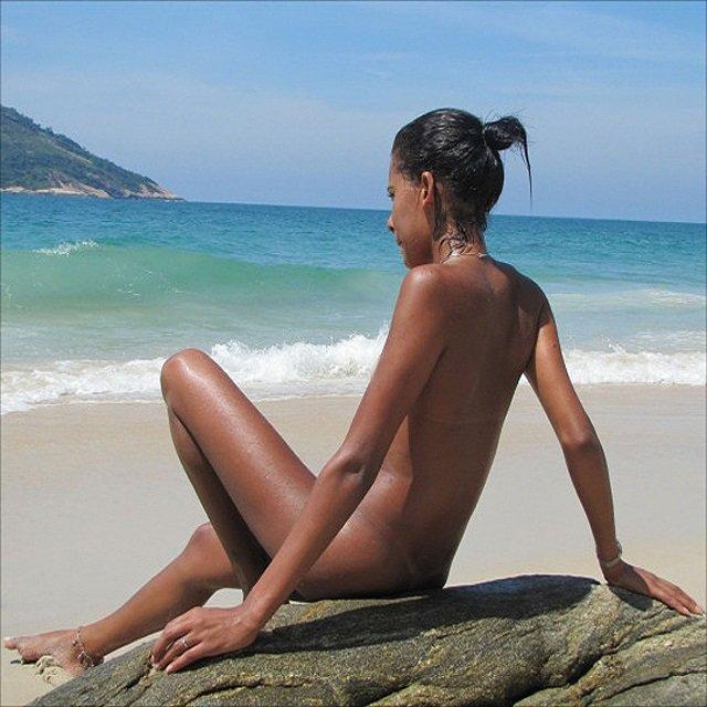 Brazil nudist resort college