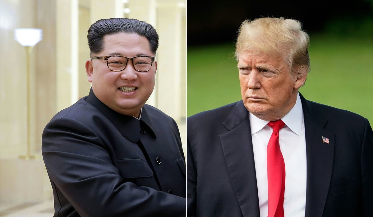 La Corée du Sud a salué samedi le nouveau rebondissement par lequel le président américain Donald Trump a suggéré qu'il pourrait finalement maintenir sa rencontre au sommet avec le leader nord-coréen Kim Jong Un. https://t.co/qwTQpgWFO4