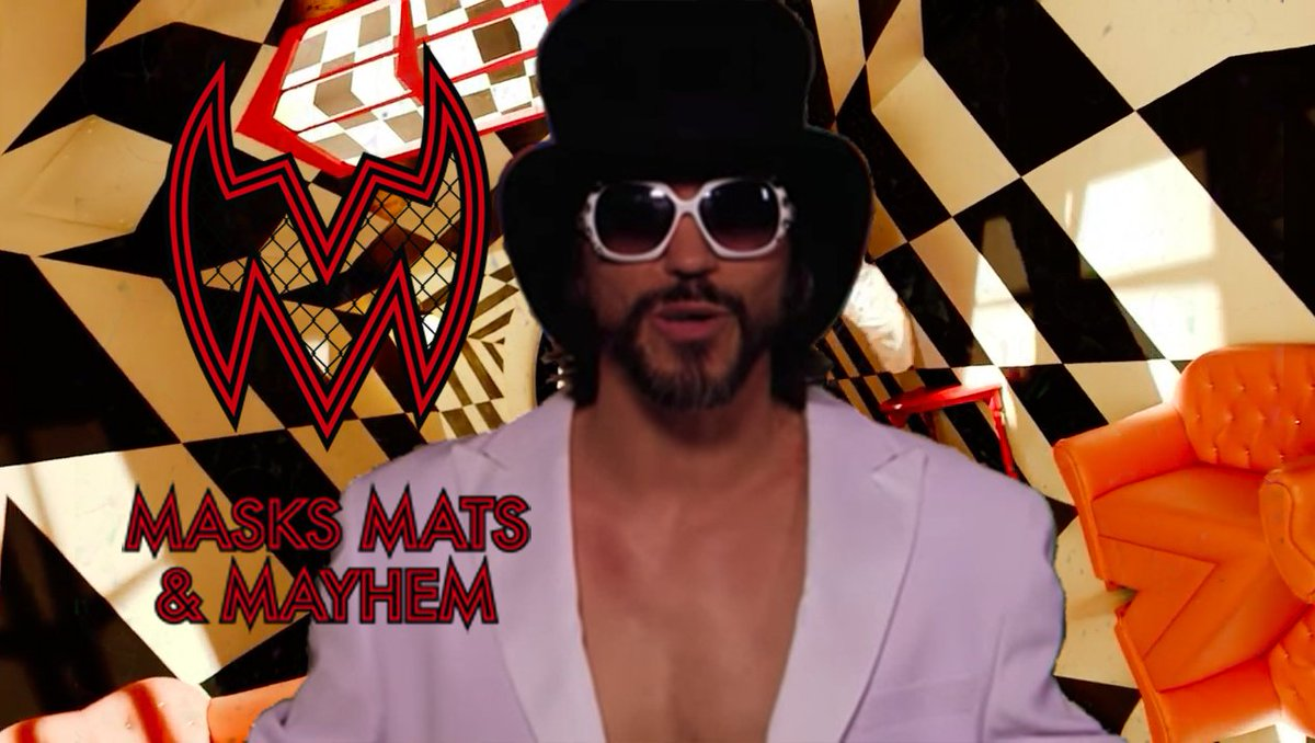 Things are gonna get trippy tonight with Paul London as we go down the rabbit hole.  #MMMshow is live right now with #LuchaUnderground&#39;s @LondonFu!   https:// youtu.be/OjDzsmQ9y2w  &nbsp;  <br>http://pic.twitter.com/uY7bmM5ds2