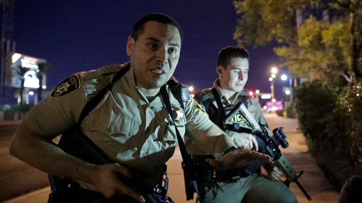'Why am I going to die today?'  First-hand accounts by Las Vegas police from the mass shooting that killed 58 people at an outdoor concert were released this week, offering a new perspective on the deadliest mass shooting in modern America. https://t.co/aVVsPozp0M