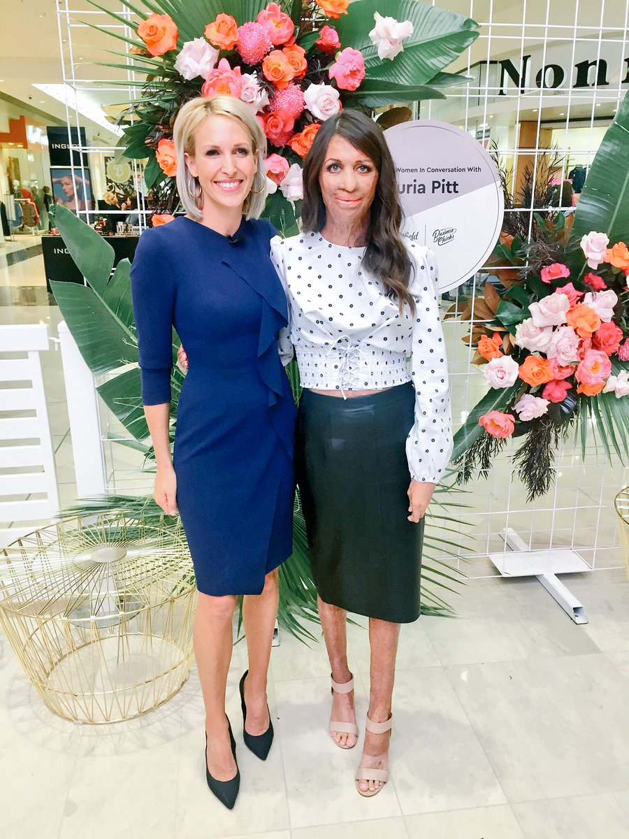 I have never done an interview quite like that one. Thank you @TuriaPitt 🙏🏻 #businesschicks #womeninconversation