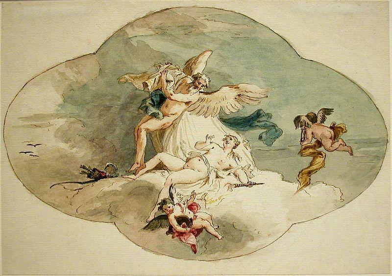 Image result for saturn venus in mythology