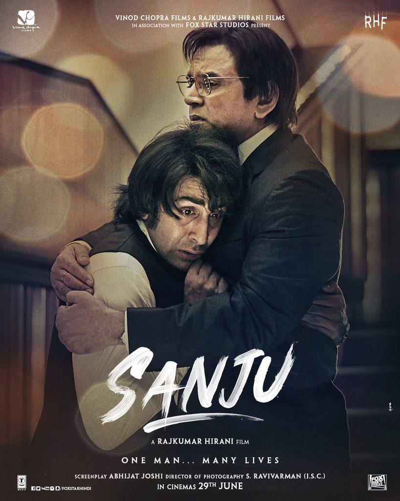Sanju - Trailer Review
