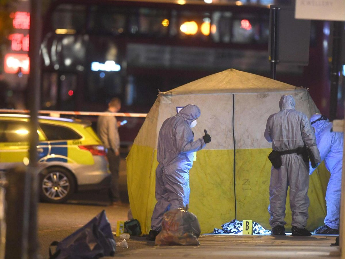 Man arrested after 30-year-old father stabbed to death in north London street https://t.co/UZmMCrUTbp