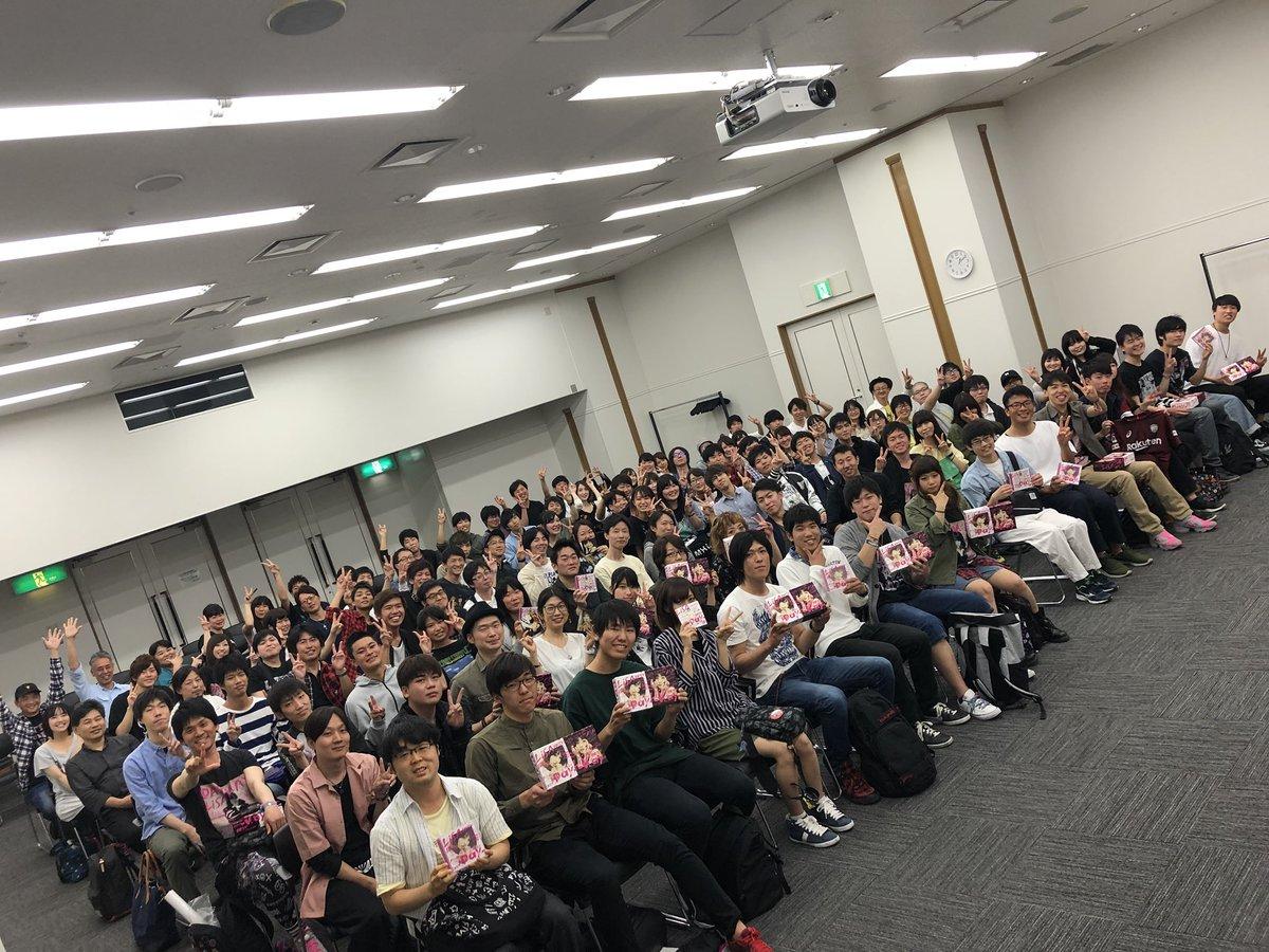 大阪ありがとうございましたぁーーっ\( ¨̮ )/名古屋むかいまーすっ!\( ¨̮ )/ 大阪はASiA TOUR2018 @大阪城ホール ですっ!よろしくねっ\( ¨̮ )/ #りさべすと
