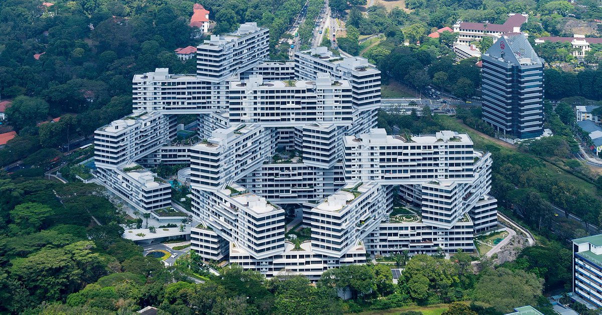 The most innovative apartment blocks in the world. From the archive https://t.co/UvqnO8Jcg6