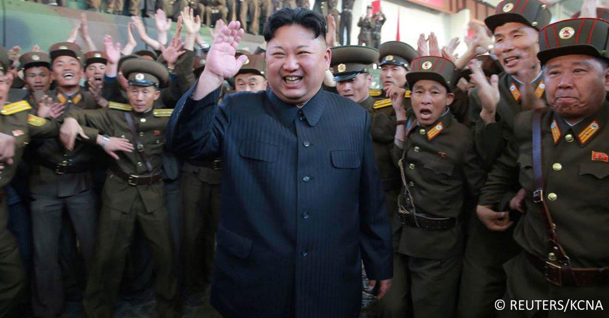 📌 L'ex-ambassadeur russe à Séoul considère le refus de Trump de venir au sommet avec Kim Jong-un comme une faiblesse par rapport au dirigeant nord-coréen https://t.co/mTUzihY30a