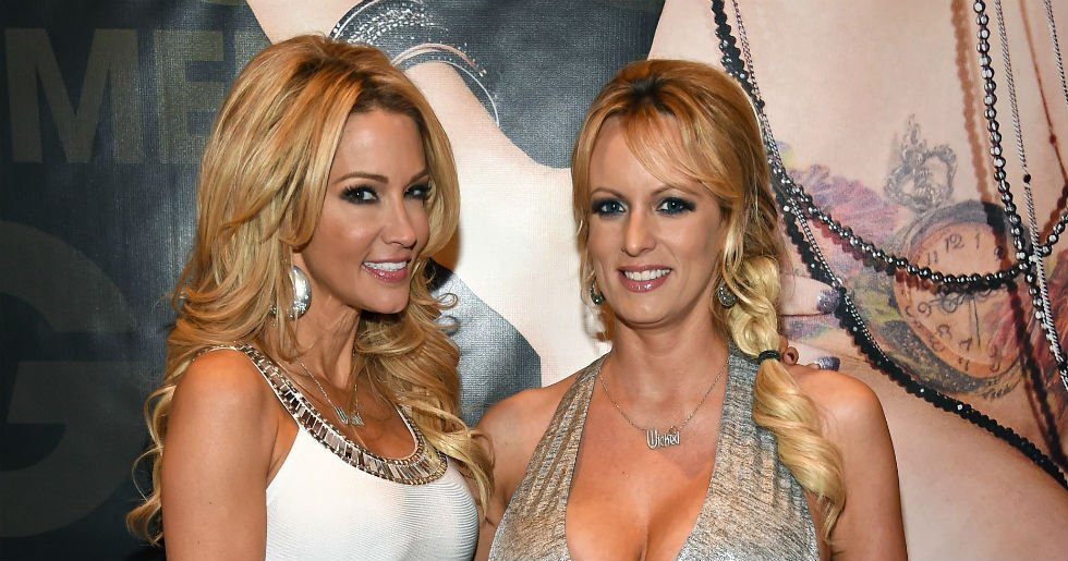 Porn star: Stormy Daniels told me in 2011 that she was threatened to keep quiet about alleged Trump affair https://t.co/BsxfgtDqtp