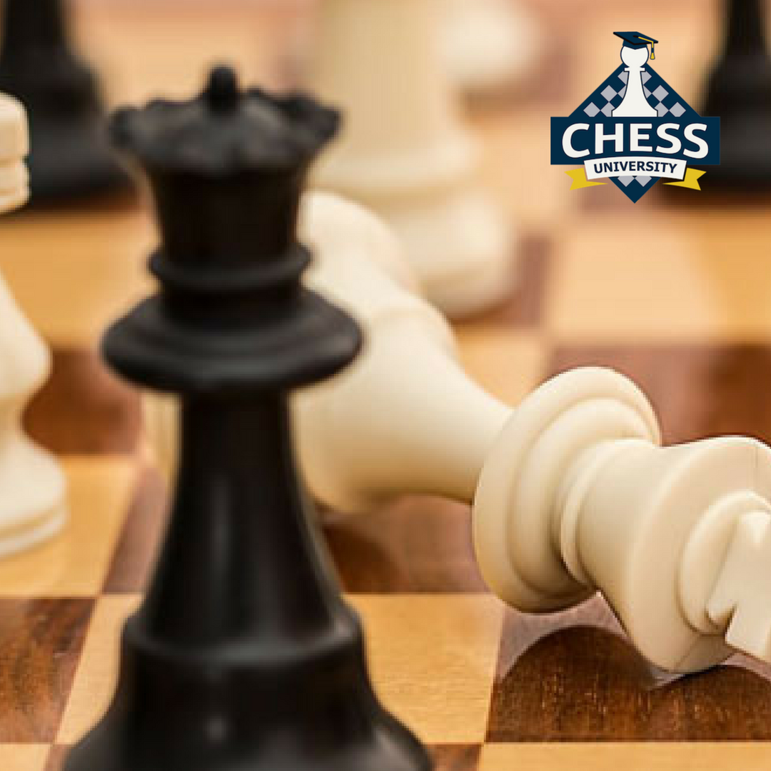 """There is a chess opening known as Reagan's Attack, named for Ronald Reagan because it is """"thoroughly unmotivated and creates weaknesses with only vague promises of future potential. #ChessUniversityOnline #LearnChess #KairavJoshi #checkmate #checkmatetips #checkmatemoves"""