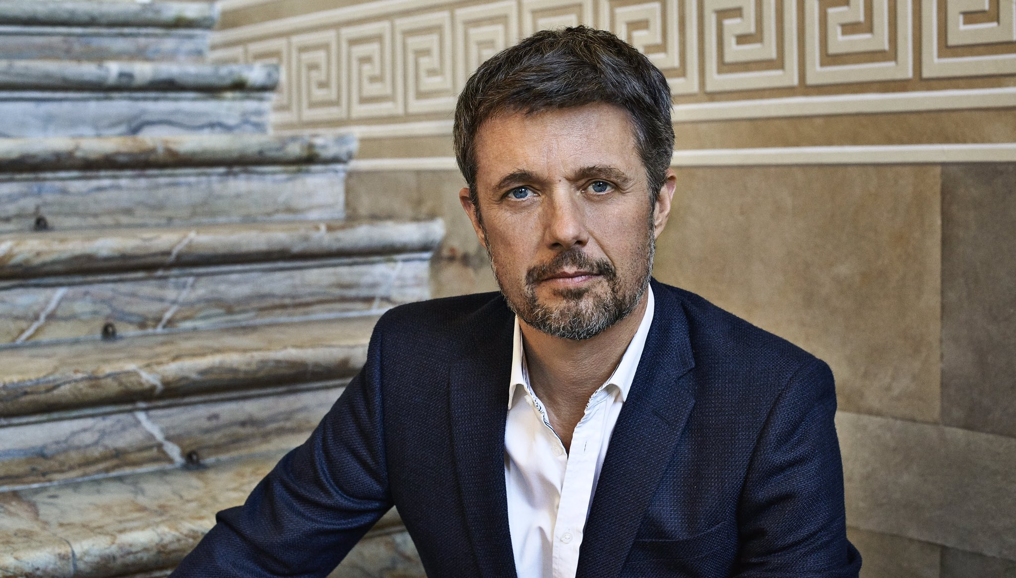 Happy 50th birthday to Crown Prince Frederik of Denmark!