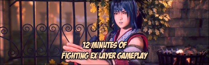 event hubs on twitter 12 minutes of fighting ex layer gameplay featuring darun allen kairi hokuto shirase and sanane fexl https t co enemwd6623 https t co tyyzezqefo twitter