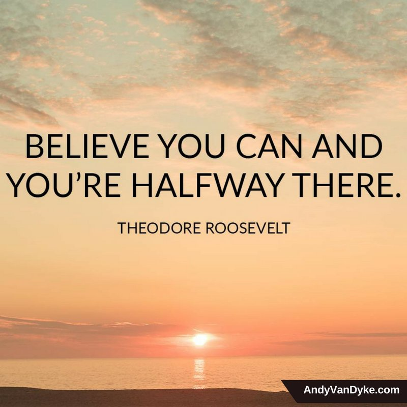 Believe you can and you're halfway there. #BelieveInYourself  #Motivation<br>http://pic.twitter.com/3f6nD8aiz2