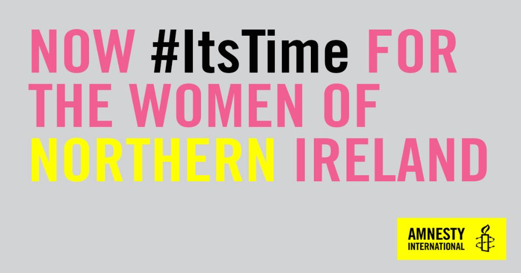 Amazing news - exit polls for yesterday's #RepealTheEighth referendum in #Ireland are suggesting a landslide victory for women fighting for the right to choose. Now let's do it for the women of #NorthernIreland. Sign the petition and RT: https://t.co/HEIFIU29re #ItsTime