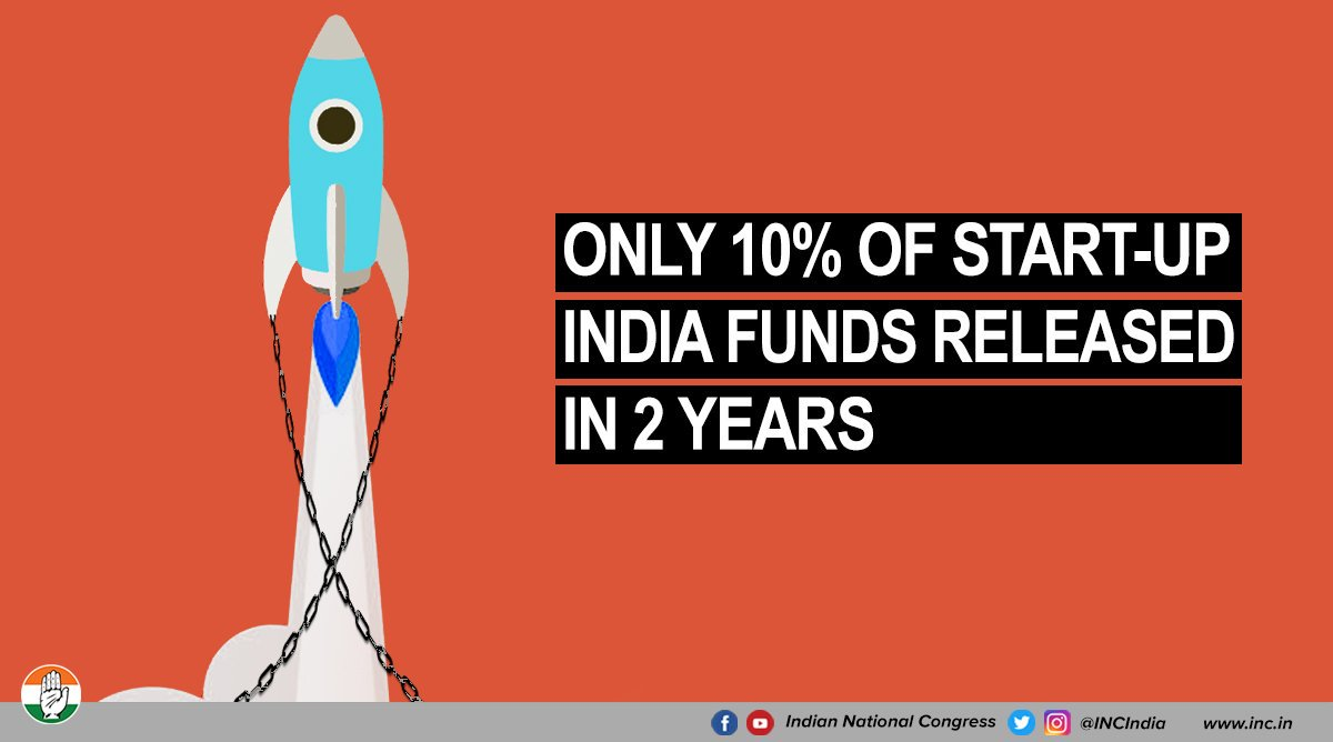In what is par for the course, Modi Govt's elevator pitch to start-ups doesn't get to the funding stage.  #VishwasghatDiwas