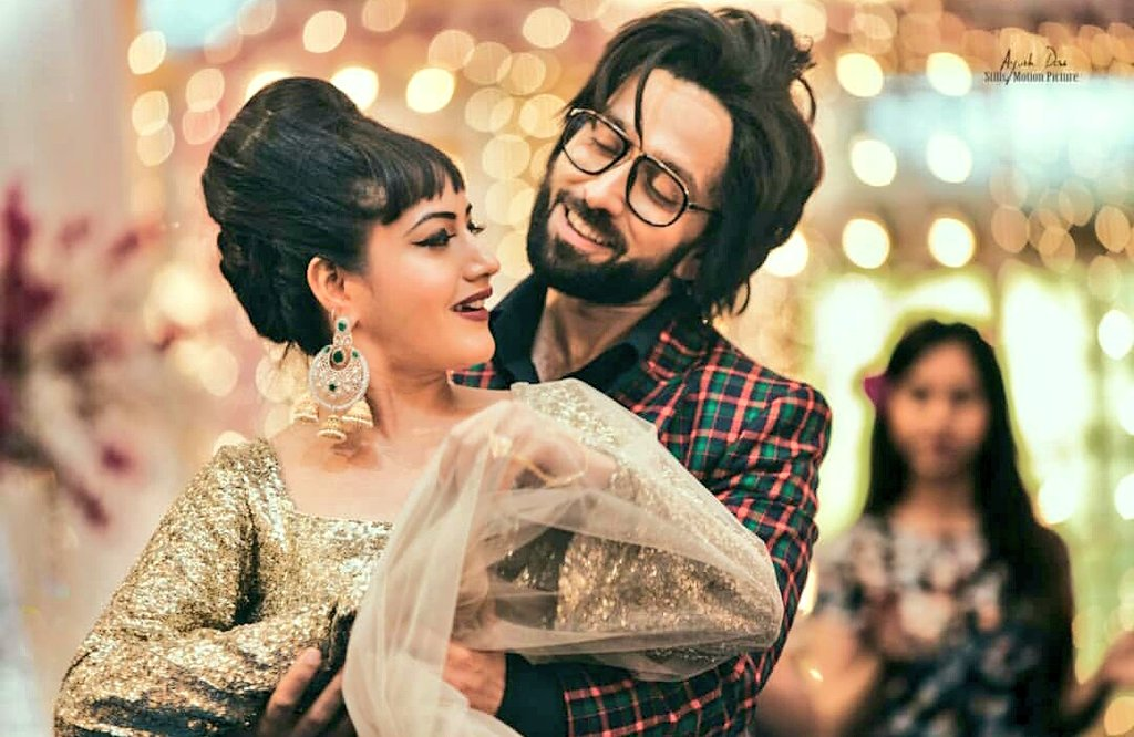 Shivaay and Anika hd pics. ishqbaaz, ishqbaaaz, retro party, hd photos