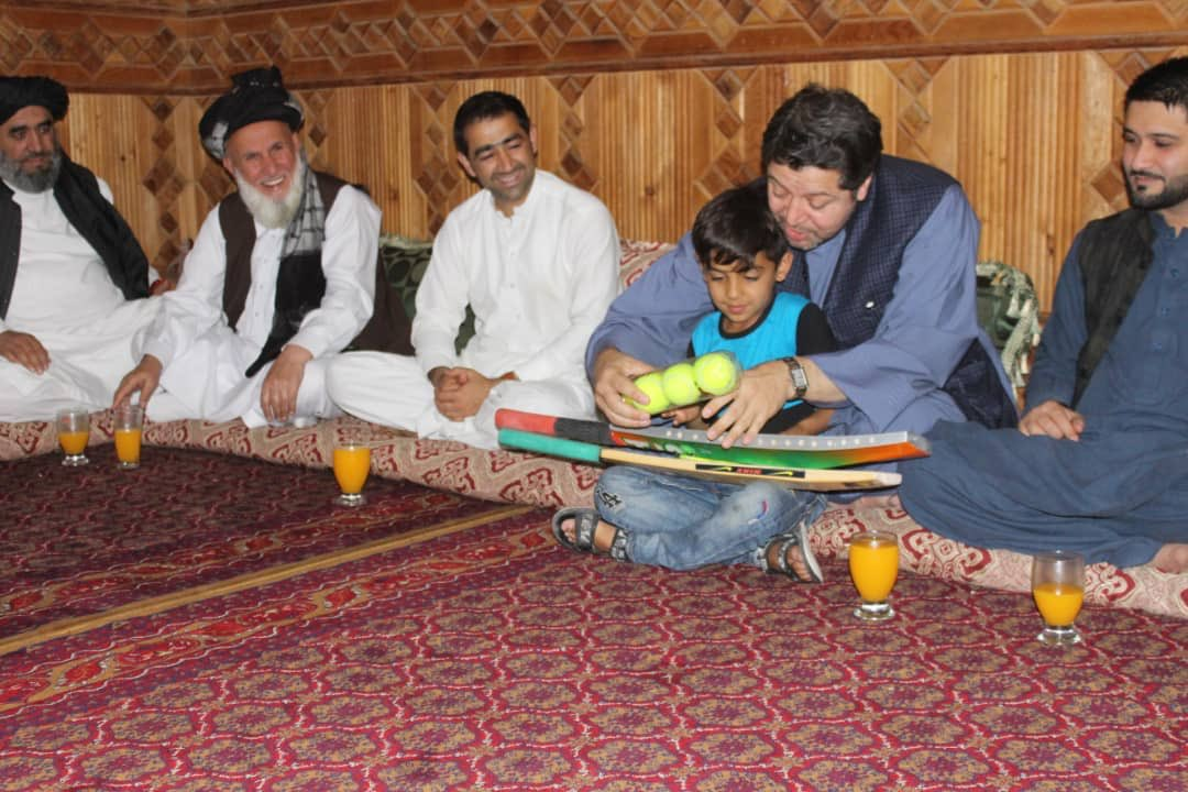 Zaheer, Ajmal, Hamed, Dr.Nikmal, Zabiullah, Sayed Mohd, Allah Noor, Khatir and those injured sought peace. Their dream of a peaceful and better future in Afghanistan will be followed and realized by millions including Zaheer's sons Mudasir and Sudais.
