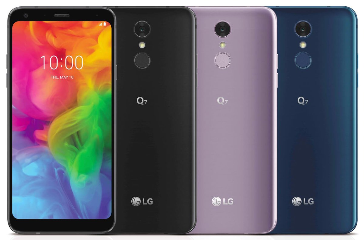 test Twitter Media - LG Q7 middenklasse smartphone met premium uitstraling https://t.co/3NRLj7rIvo https://t.co/9SL5wcJsNw