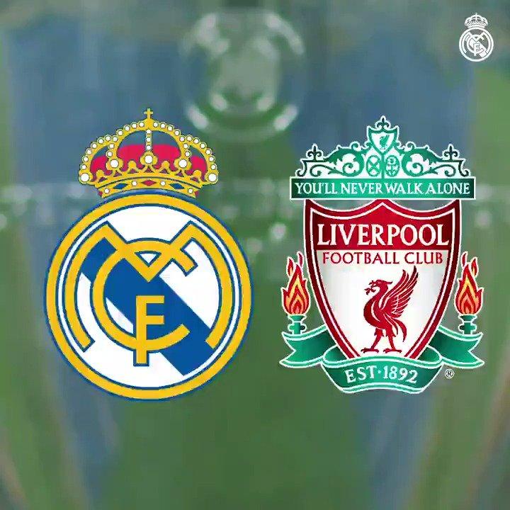 🙌 ITS FINAL DAY! 🙌 🆚 @LFC 🏟 The Olimpiyskiy Stadium ⏰ 20:45 CEST 🏆 Champions League FINAL #⃣ #APorLa13   #HalaMadrid