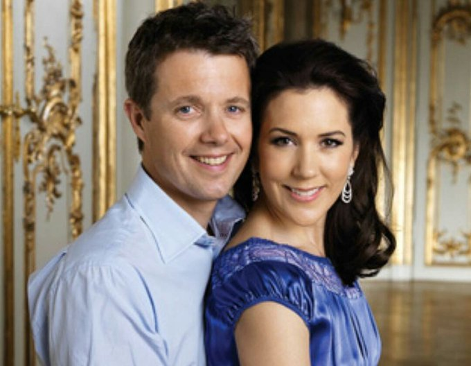 Happy Birthday Prince Frederik  Husband of our beloved  Australian Princess Mary